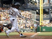 The Pirates know what Cutch can give them in 2015, but what about the rest of the team?  Photo by Justin K. Aller/Getty Images