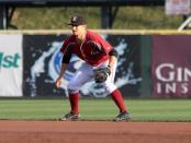 Max Moroff has got off to a strong start in AA so far this year Photo via MiLB (Mark Olsen)